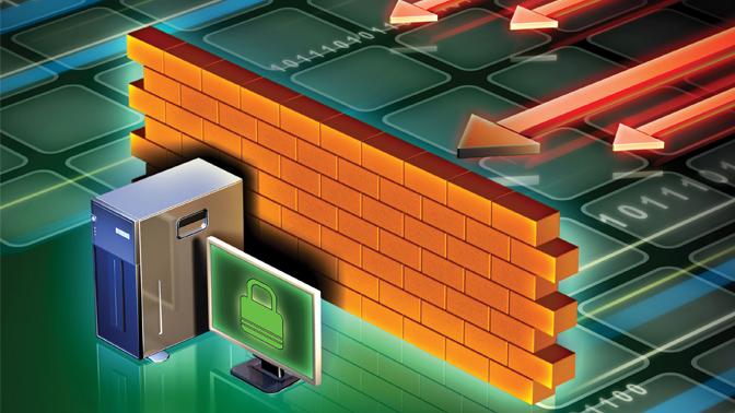 Utiliza tu Firewall y Antimalware