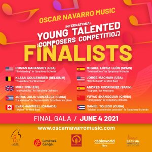 International Young Talented Composers Competition